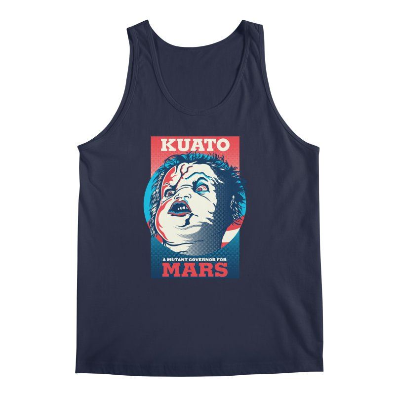 Kuato Men's Regular Tank by malgusto