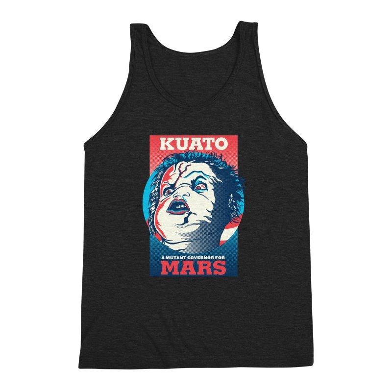 Kuato Men's Triblend Tank by malgusto