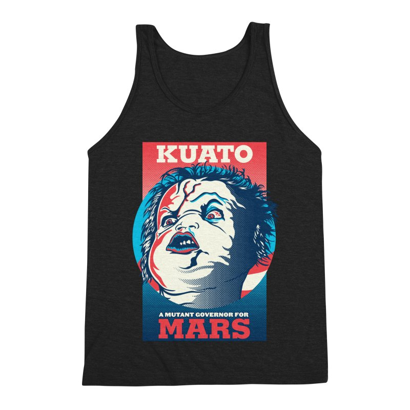 Kuato Men's Tank by malgusto