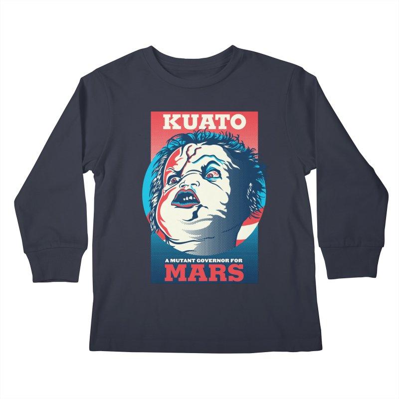 Kuato Kids Longsleeve T-Shirt by malgusto