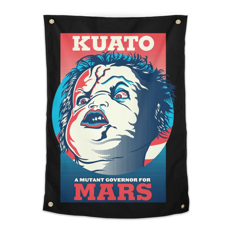 Kuato Home Tapestry by malgusto