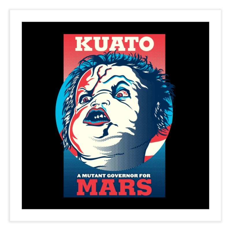 Kuato Home Fine Art Print by malgusto
