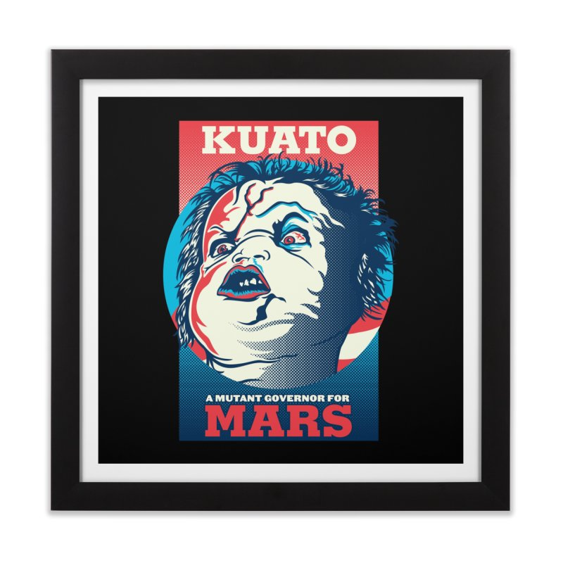 Kuato Home Framed Fine Art Print by malgusto