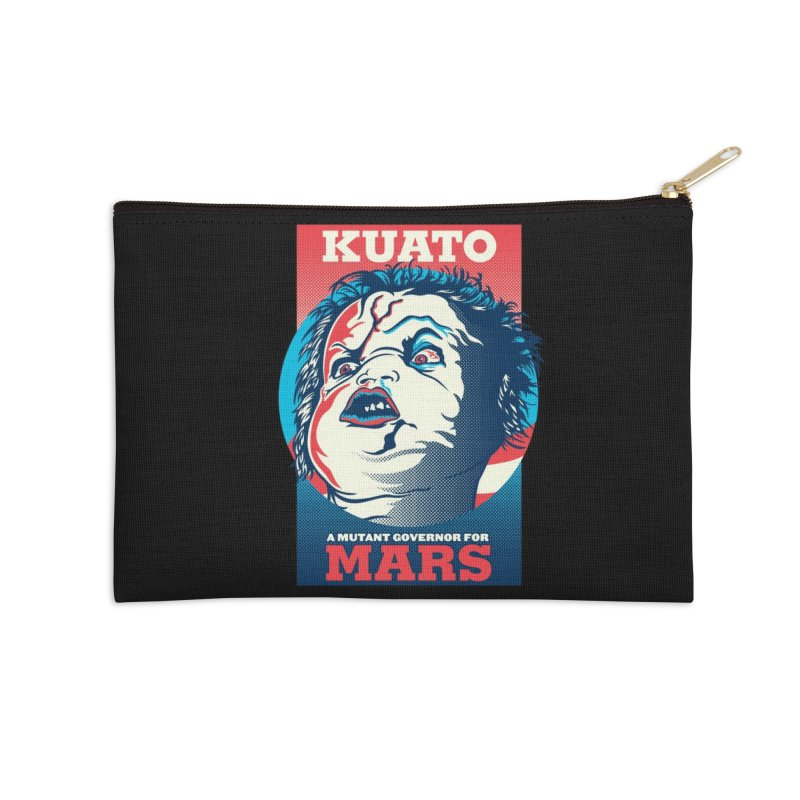 Kuato Accessories Zip Pouch by malgusto