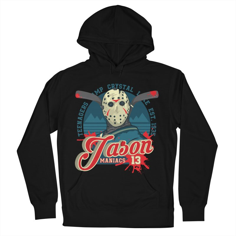 Jason Maniacs Women's Pullover Hoody by malgusto