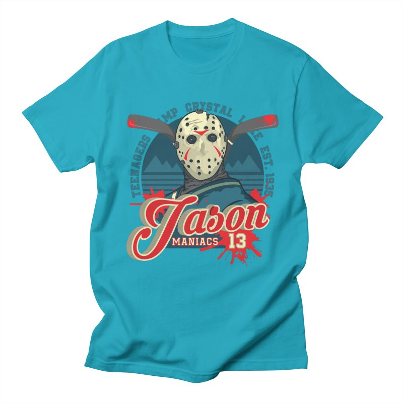 Jason Maniacs Women's Unisex T-Shirt by malgusto