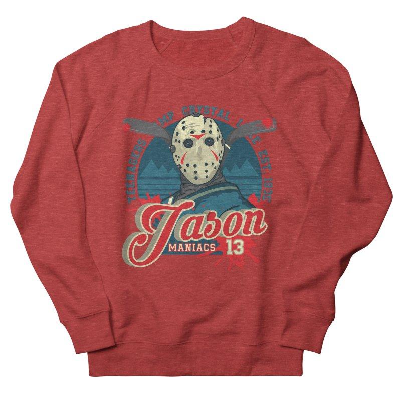 Jason Maniacs Women's Sweatshirt by malgusto