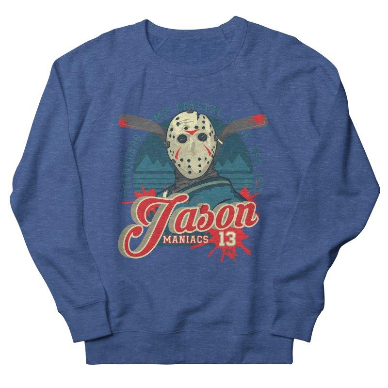 Jason Maniacs Men's Sweatshirt by malgusto