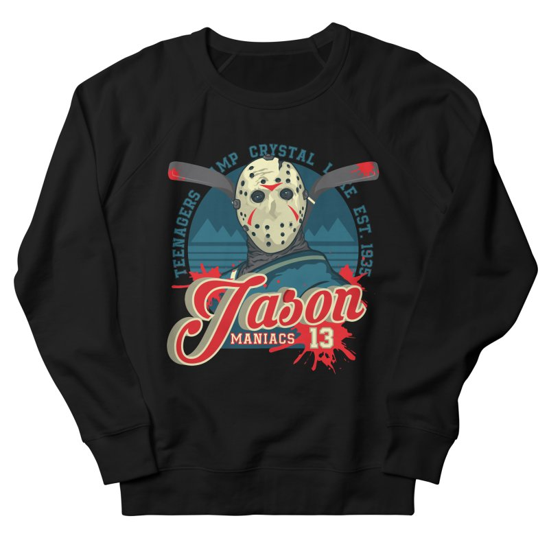 Jason Maniacs Men's Sweatshirt by malgusto
