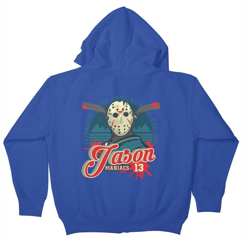 Jason Maniacs   by malgusto