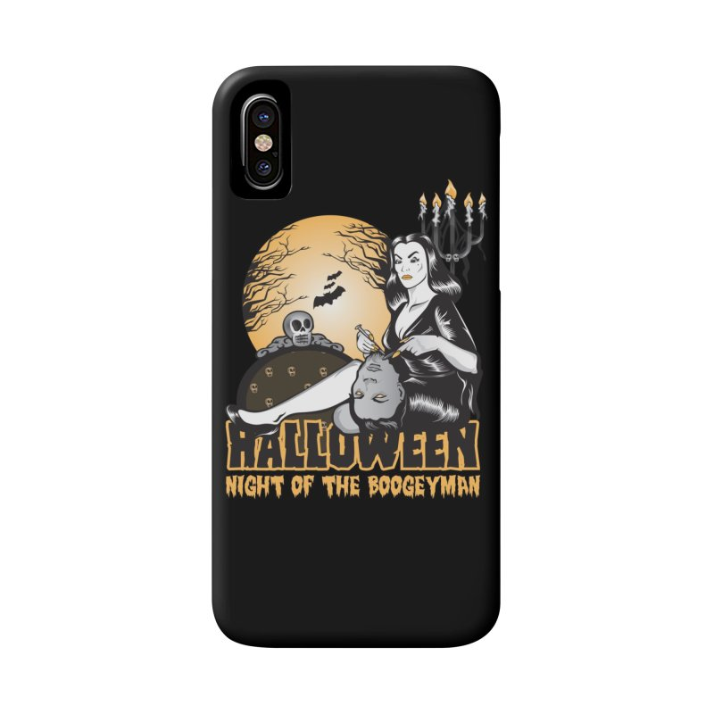 Night of the boogeyman Accessories Phone Case by malgusto