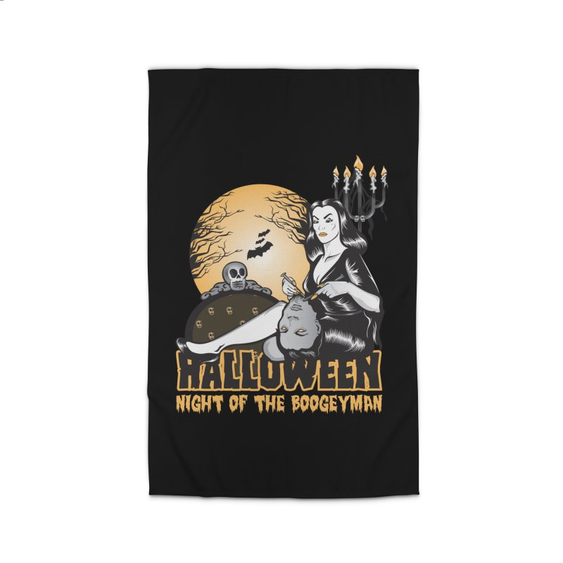 Night of the boogeyman Home Rug by malgusto