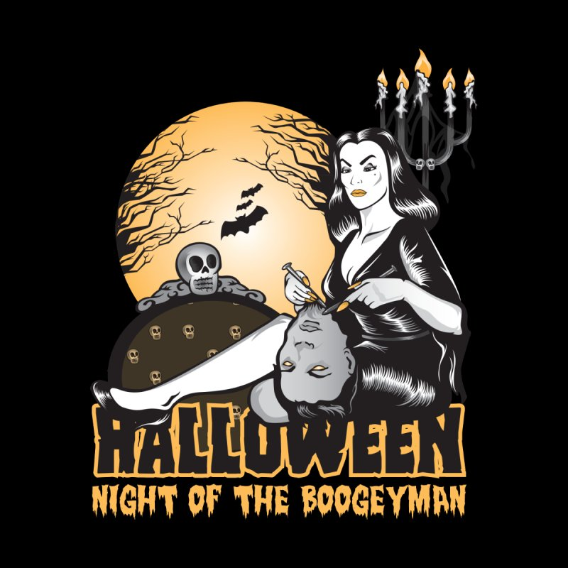 Night of the boogeyman Men's T-Shirt by malgusto