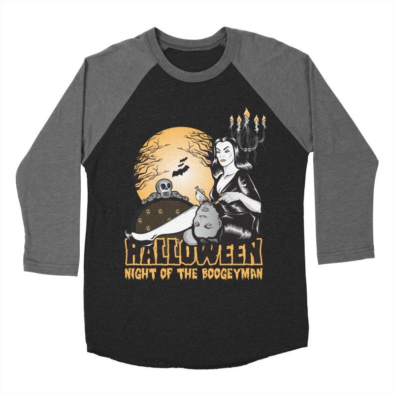 Night of the boogeyman Women's Longsleeve T-Shirt by malgusto