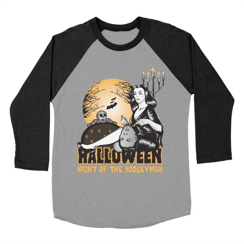 Night of the boogeyman Men's Longsleeve T-Shirt by malgusto