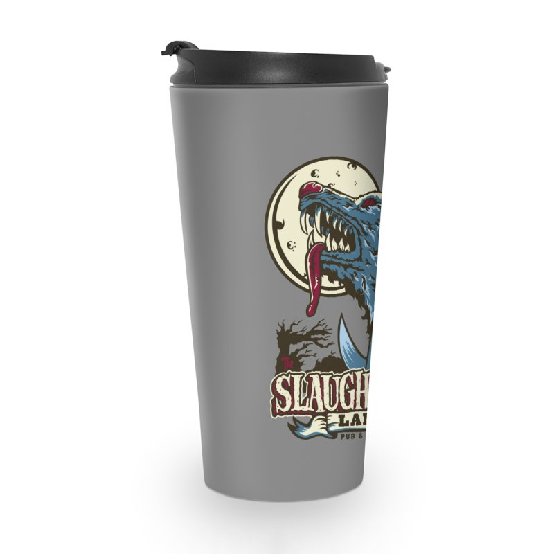 Slaughtered Lamb Accessories Travel Mug by malgusto