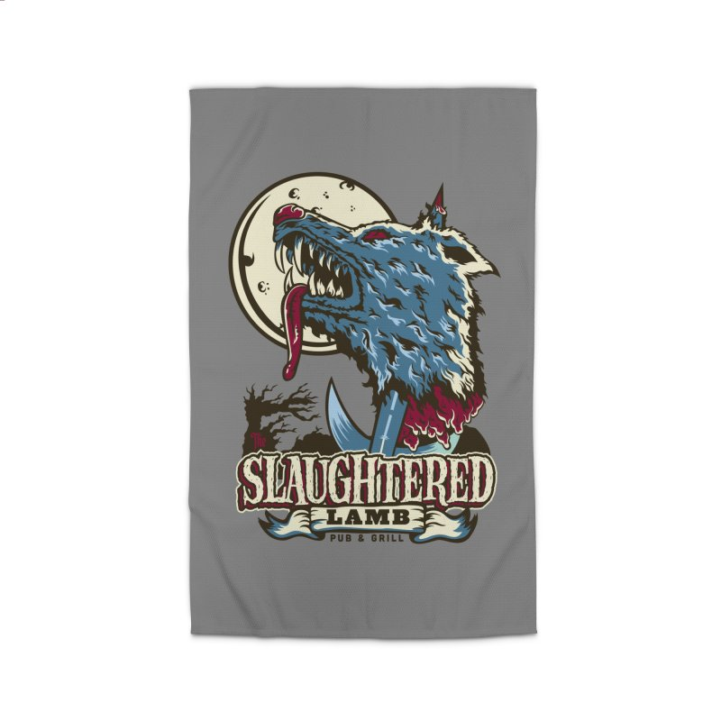 Slaughtered Lamb Home Rug by malgusto