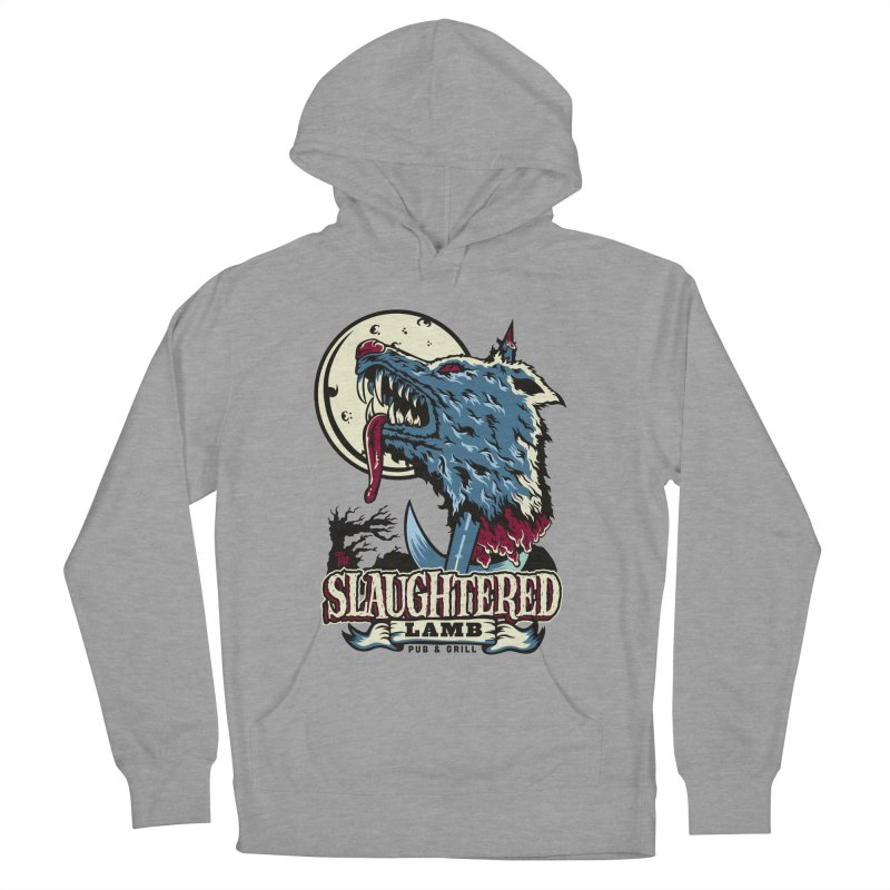 Slaughtered Lamb Men's Pullover Hoody by malgusto