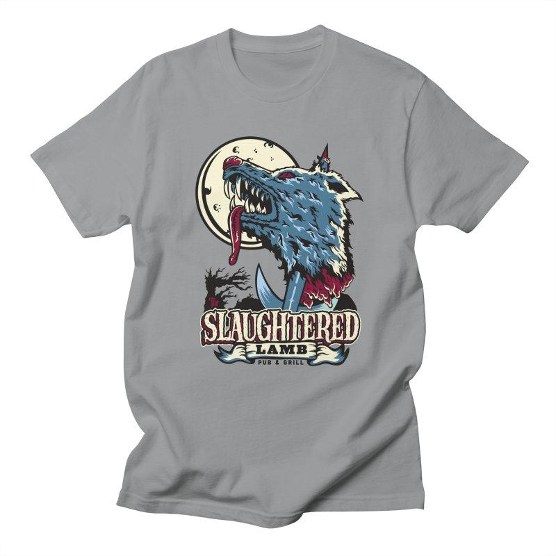 Slaughtered Lamb Men's Regular T-Shirt by malgusto