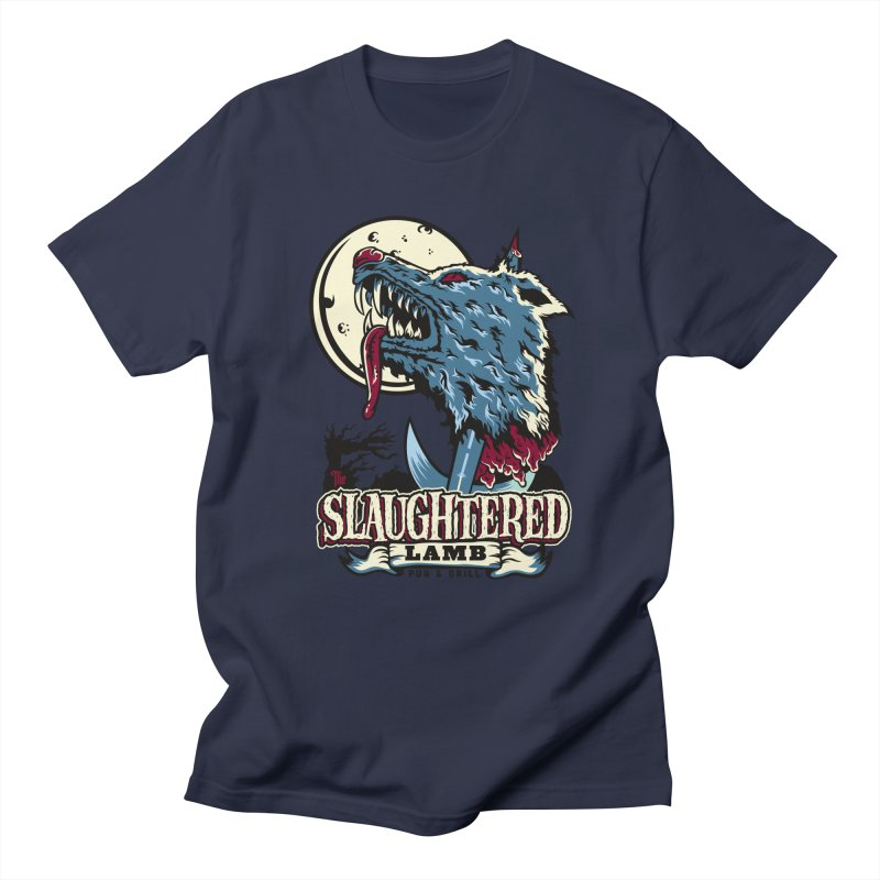 Slaughtered Lamb Women's Regular Unisex T-Shirt by malgusto