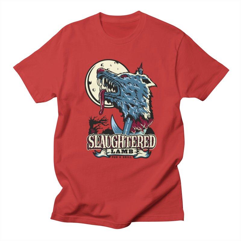 Slaughtered Lamb Women's Regular Unisex T-Shirt by malgusto