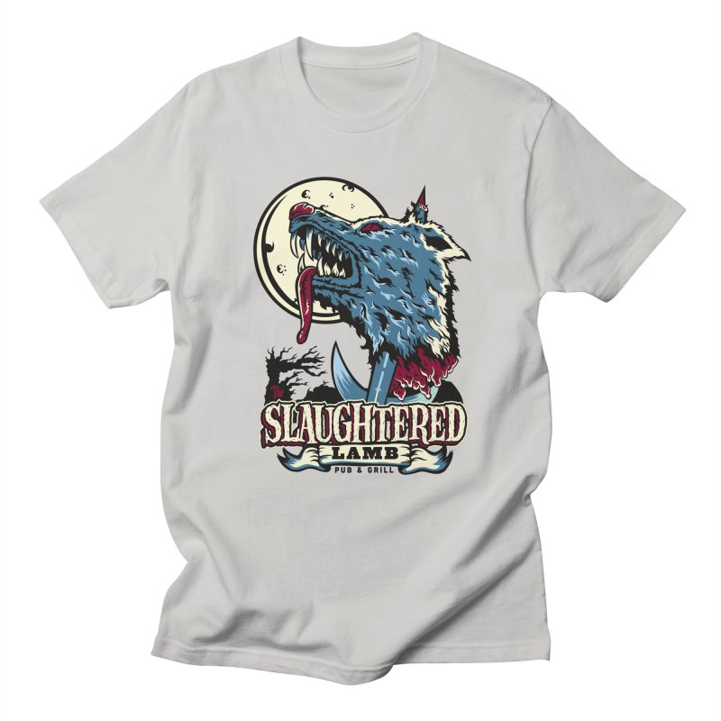 Slaughtered Lamb Men's Regular T-Shirt by malgusto