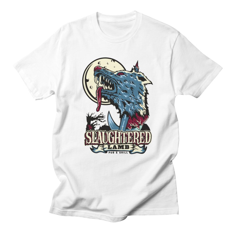 Slaughtered Lamb Men's T-Shirt by malgusto