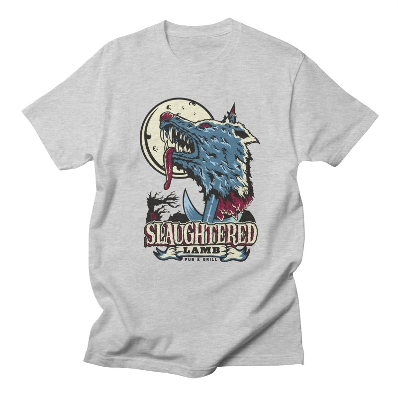 Slaughtered Lamb Women's Unisex T-Shirt by malgusto