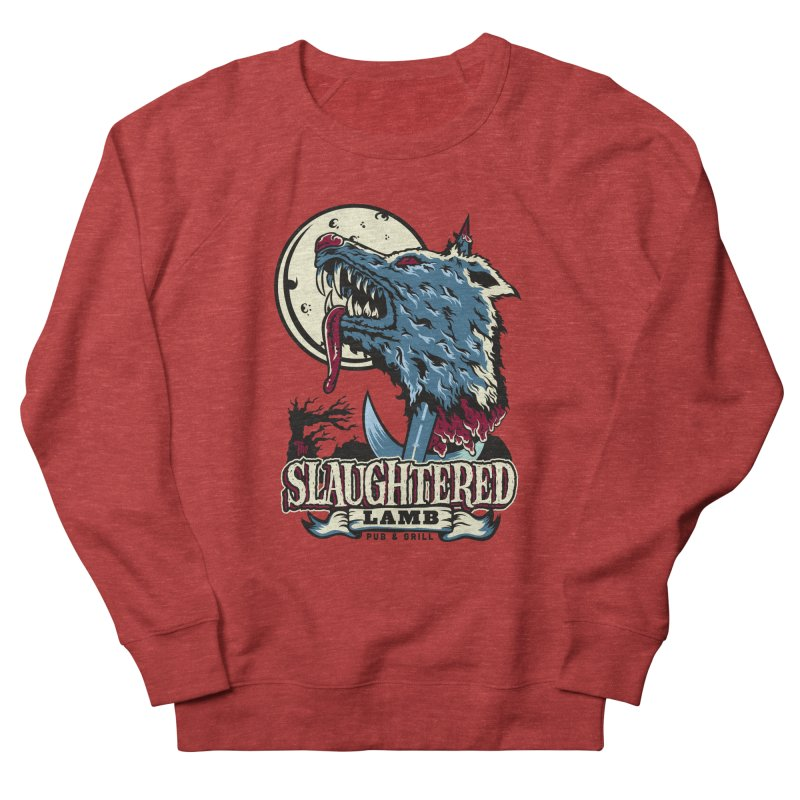 Slaughtered Lamb Women's French Terry Sweatshirt by malgusto