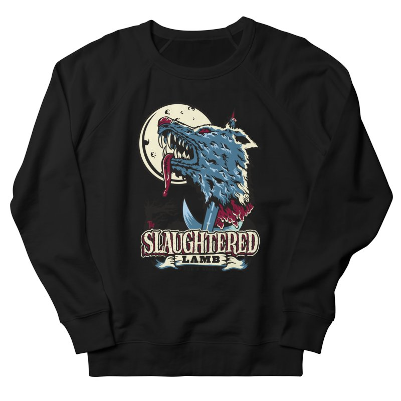 Slaughtered Lamb Men's Sweatshirt by malgusto