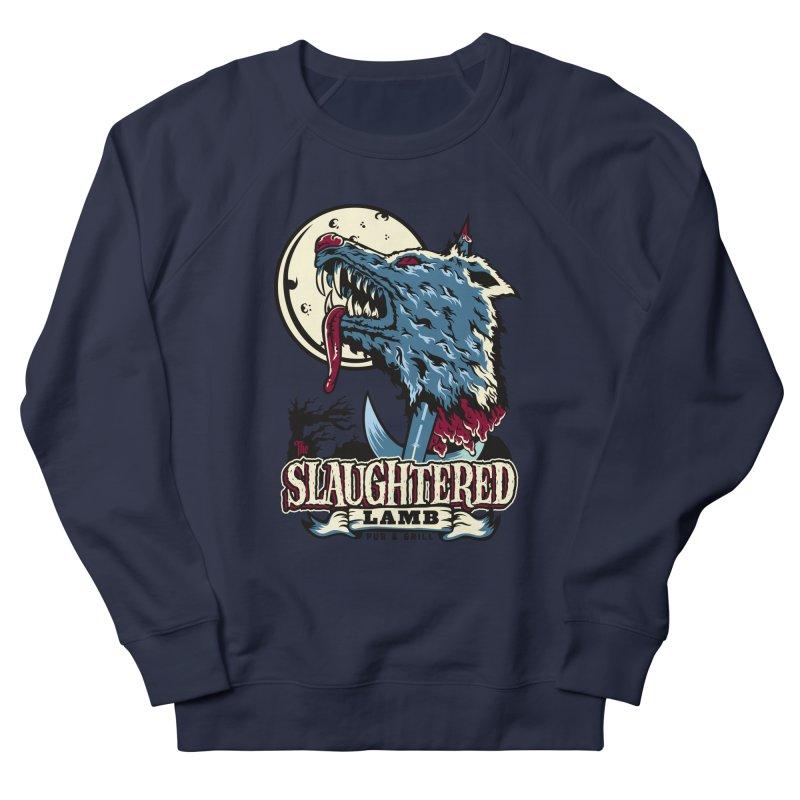 Slaughtered Lamb Men's Sweatshirt by malgusto