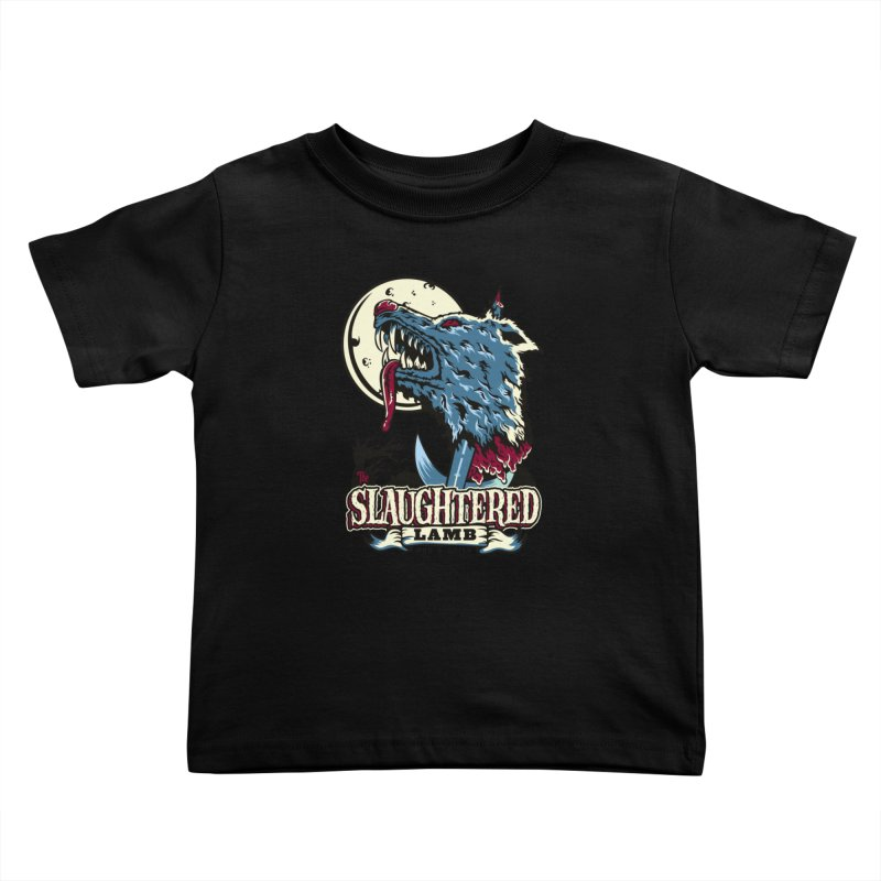 Slaughtered Lamb Kids Toddler T-Shirt by malgusto