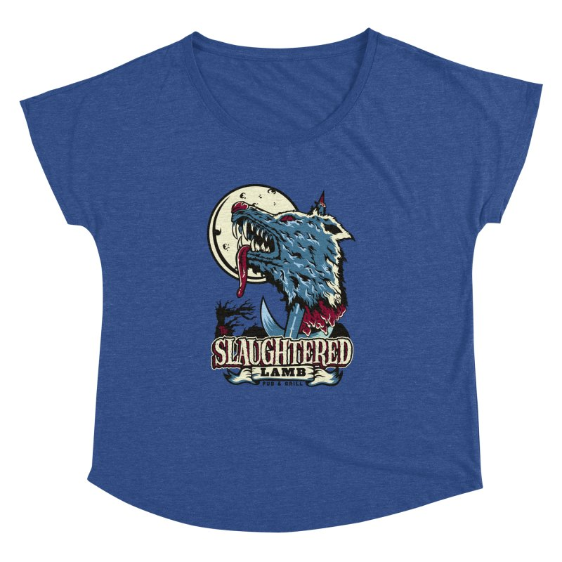 Slaughtered Lamb Women's Dolman by malgusto