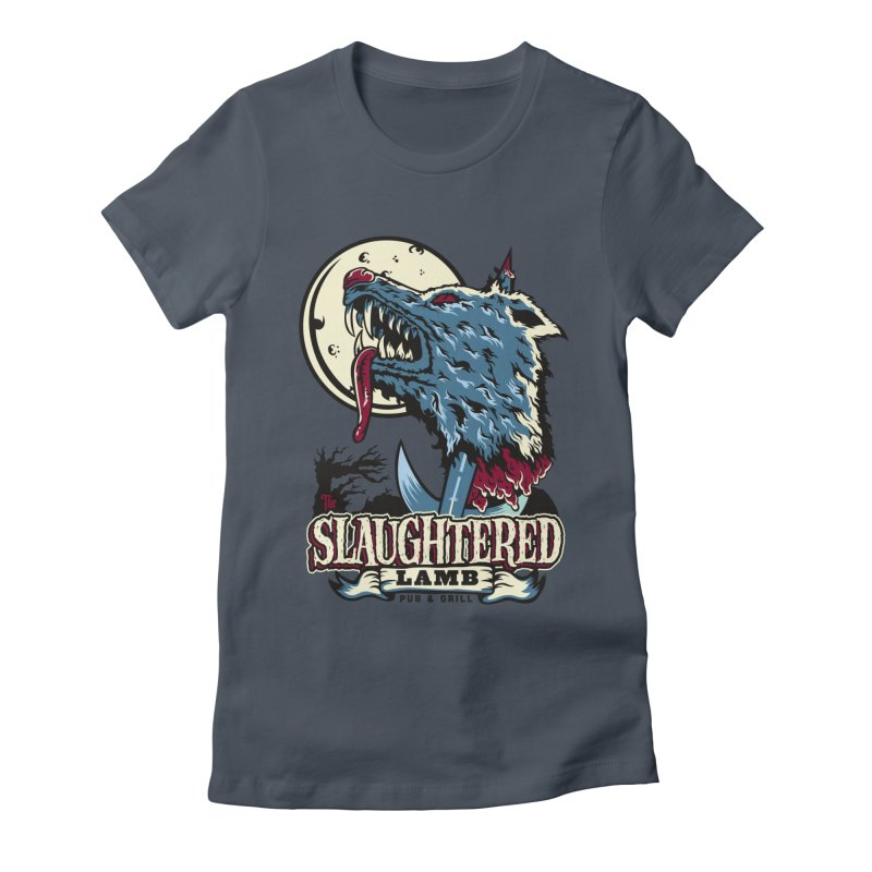 Slaughtered Lamb Women's T-Shirt by malgusto
