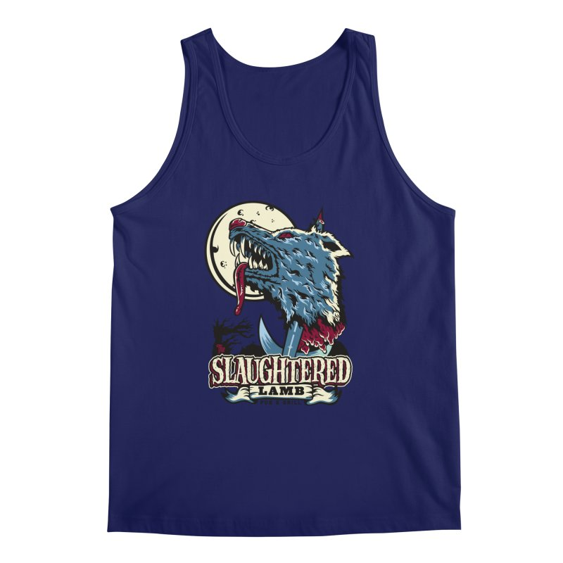 Slaughtered Lamb Men's Tank by malgusto
