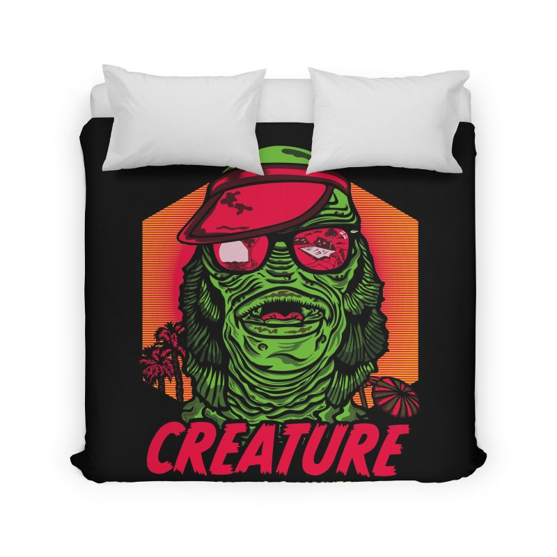 Creature Home Duvet by malgusto