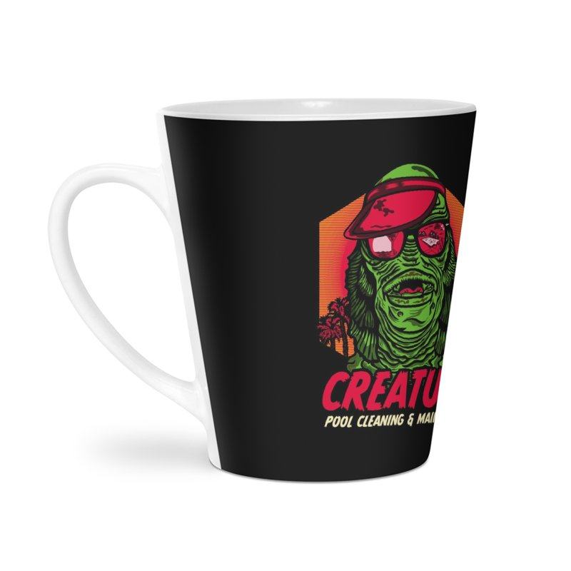 Creature Accessories Latte Mug by malgusto