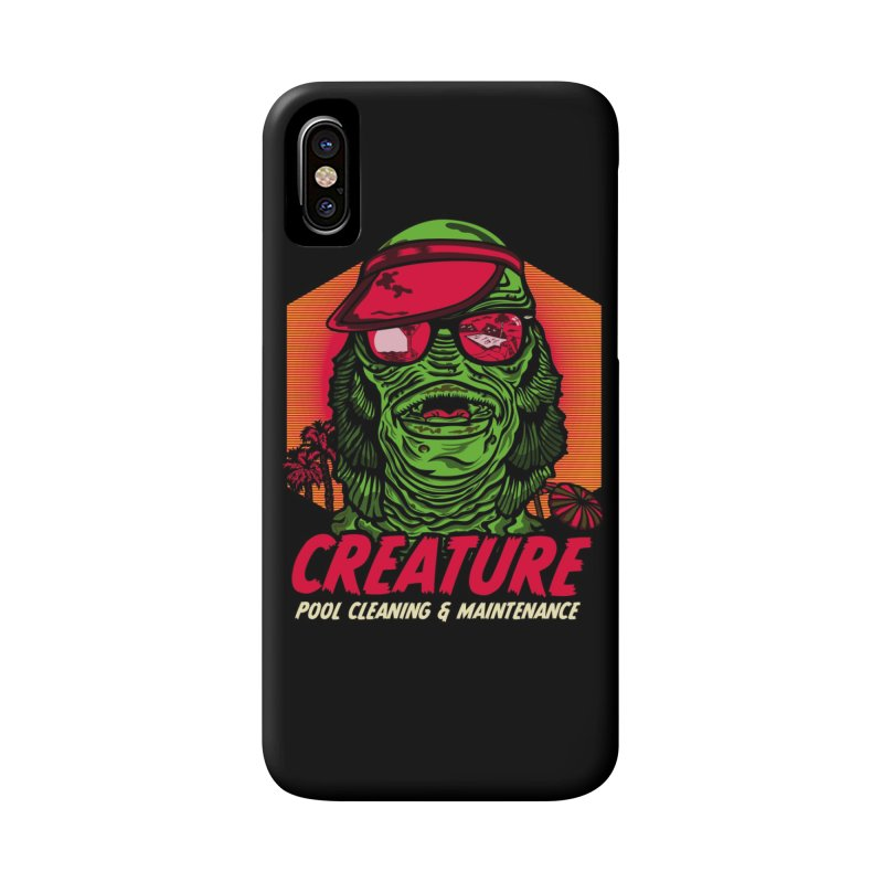 Creature Accessories Phone Case by malgusto