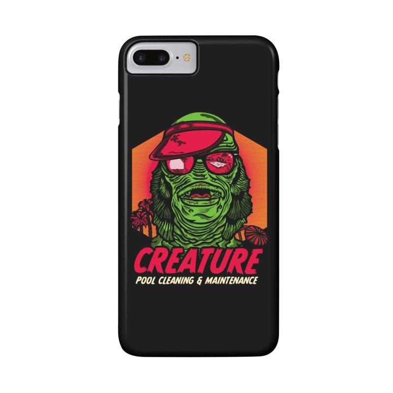 Creature Accessories Phone Case by malgusto