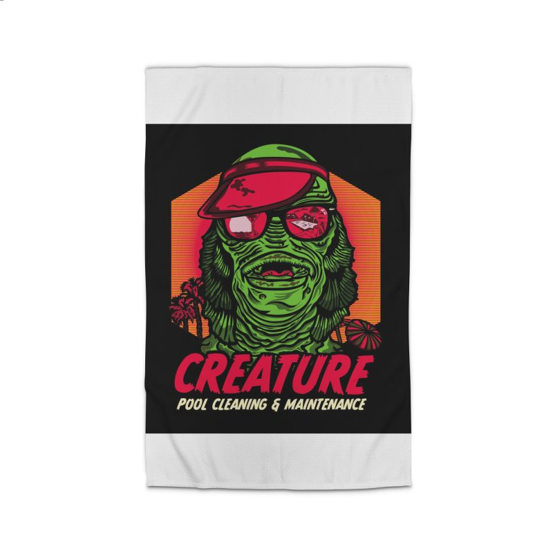 Creature Home Rug by malgusto