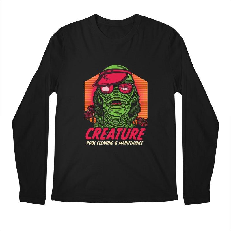 Creature Men's Longsleeve T-Shirt by malgusto