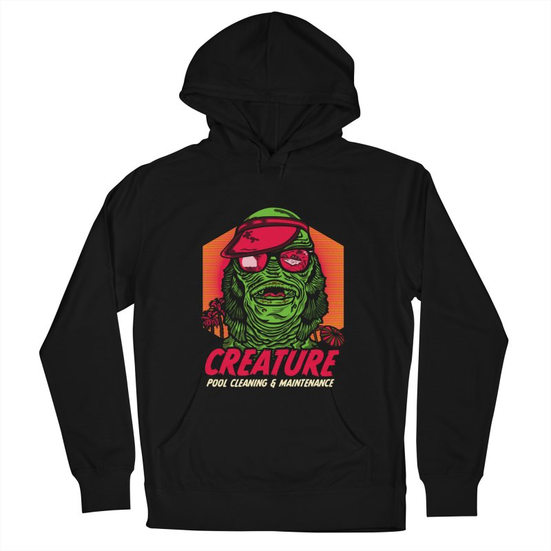 Creature Women's French Terry Pullover Hoody by malgusto
