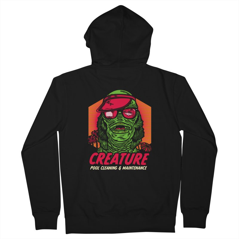 Creature Men's Zip-Up Hoody by malgusto