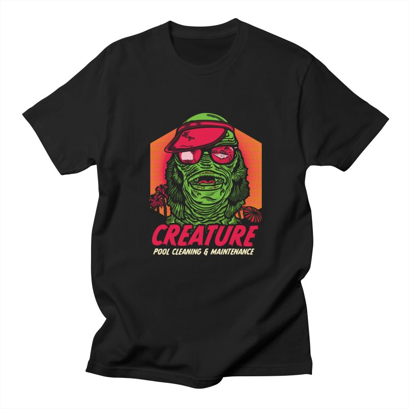 Creature Women's Regular Unisex T-Shirt by malgusto