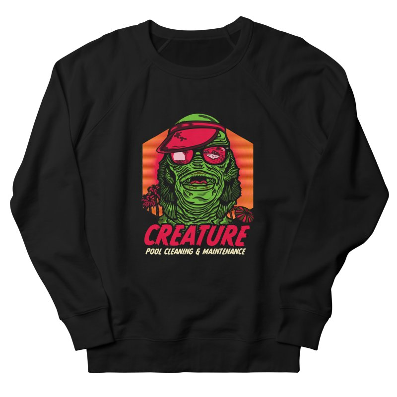 Creature Men's Sweatshirt by malgusto