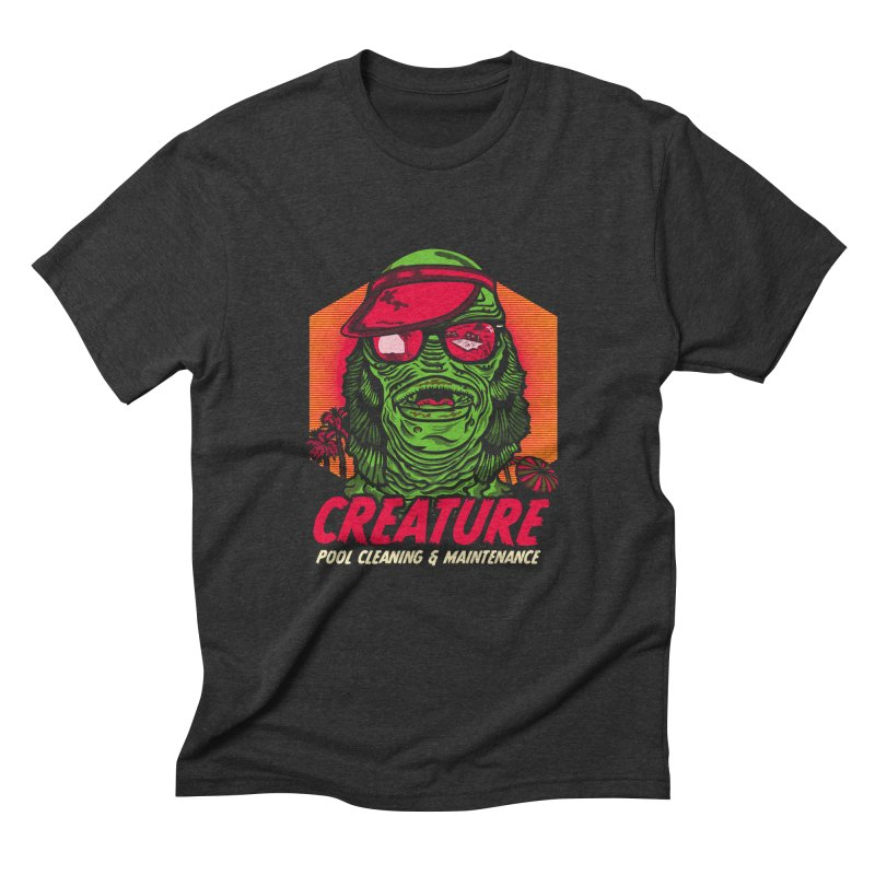 Creature Men's Triblend T-Shirt by malgusto