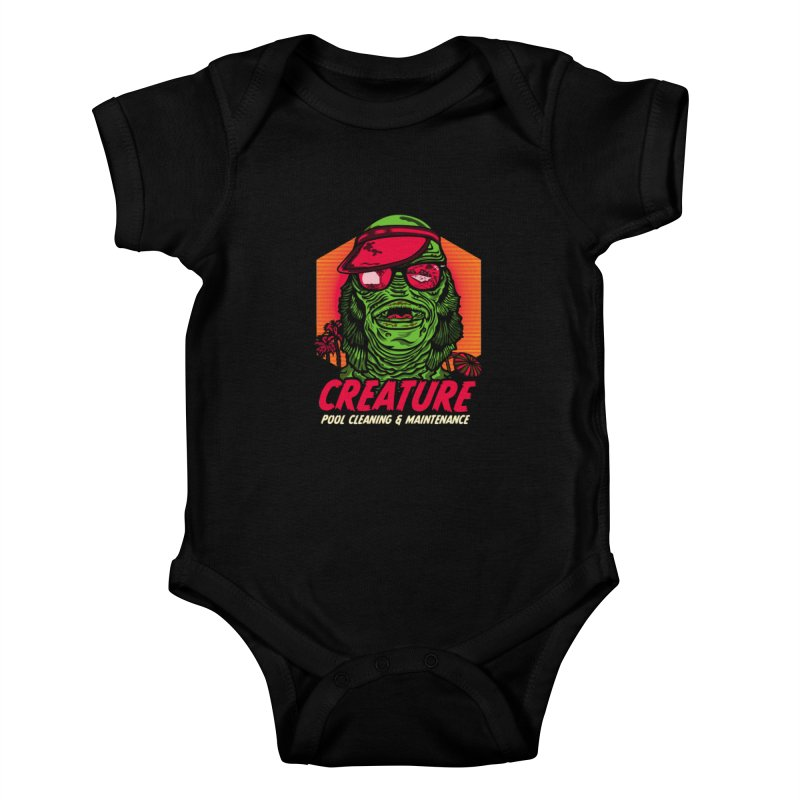 Creature Kids Baby Bodysuit by malgusto