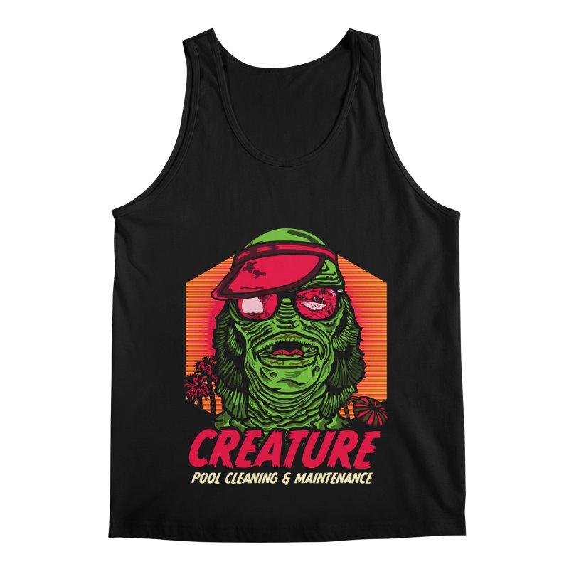 Creature Men's Regular Tank by malgusto