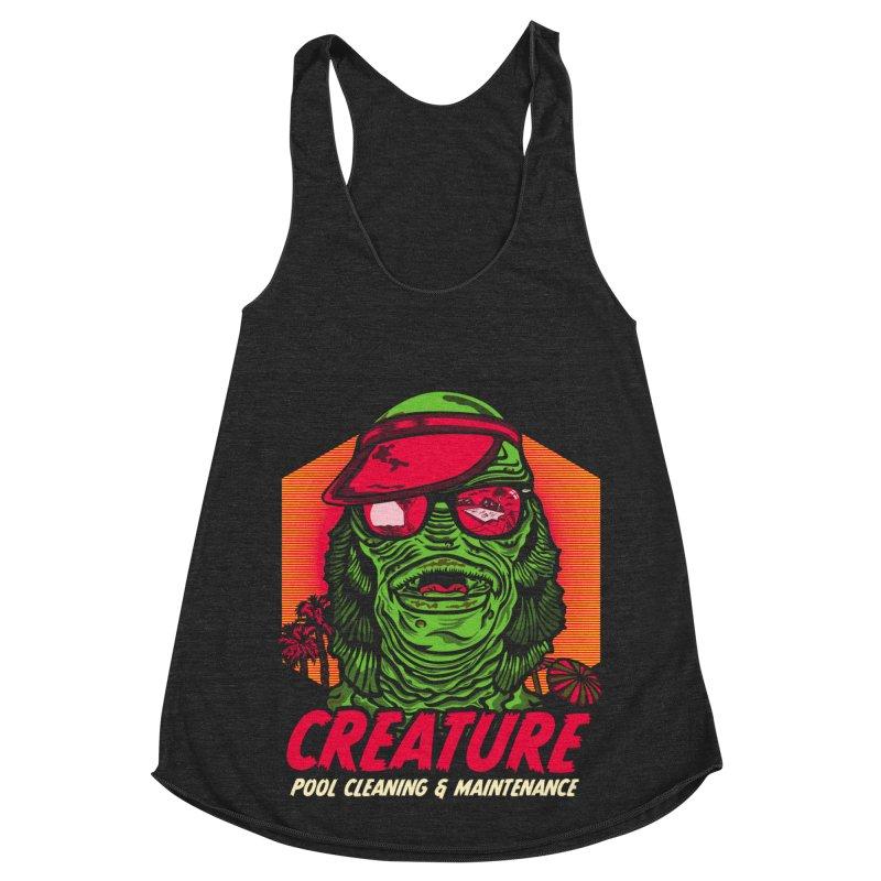 Creature Women's Tank by malgusto