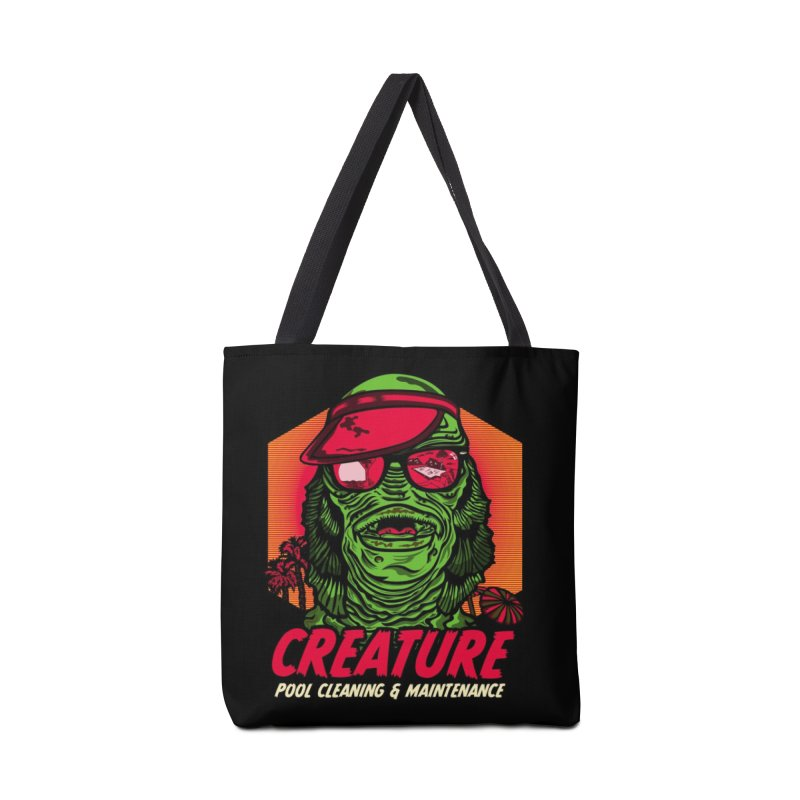 Creature Accessories Tote Bag Bag by malgusto